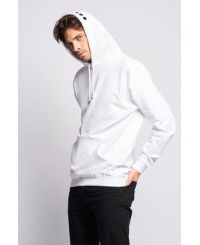 STOCHOLM White Hoodie