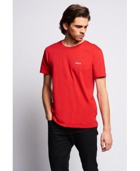 T-shirt TENERIFE Red