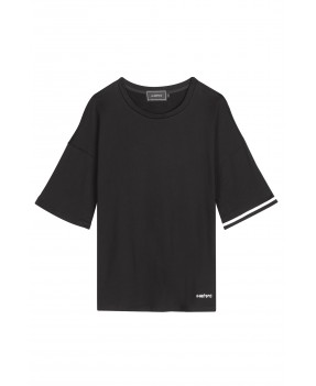 T-shirt TOURMALINE BLACK