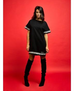 Dress RHYOLITE BLACK